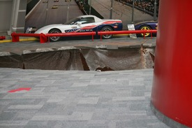National Corvette Museum To Display Sinkhole Damaged Cars