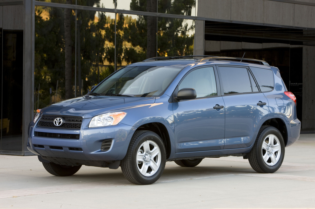 2012 Toyota Rav4 Photo Gallery Autoblog