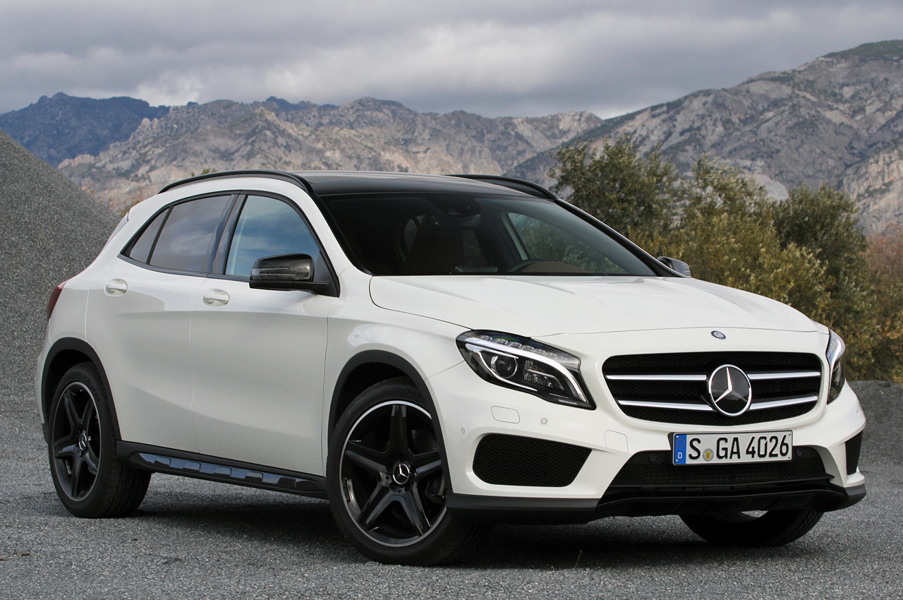 2015 mercedes benz gla250 4matic first drive photo For2015 Mercedes Benz Gla250