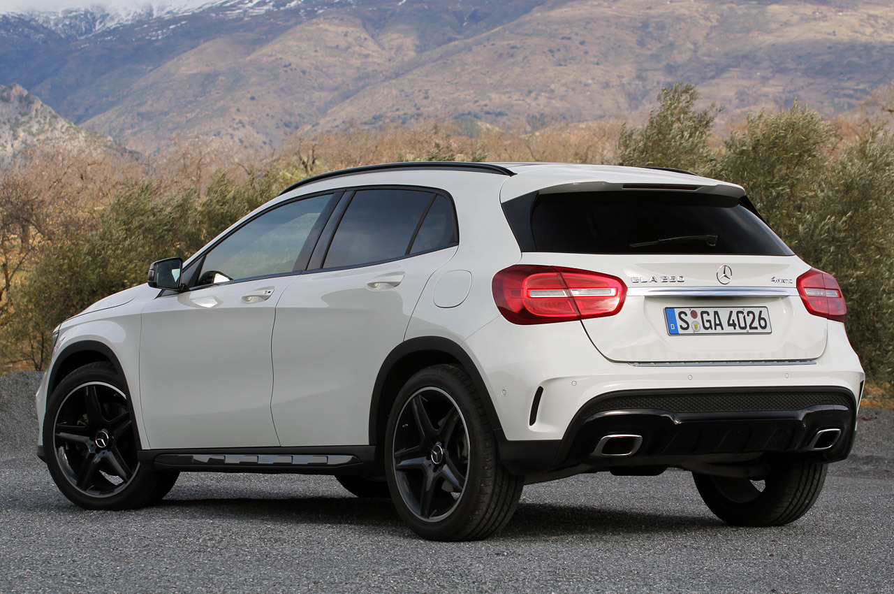 2015 Mercedes-Benz GLA250 4Matic: First Drive Photo Gallery - Autoblog