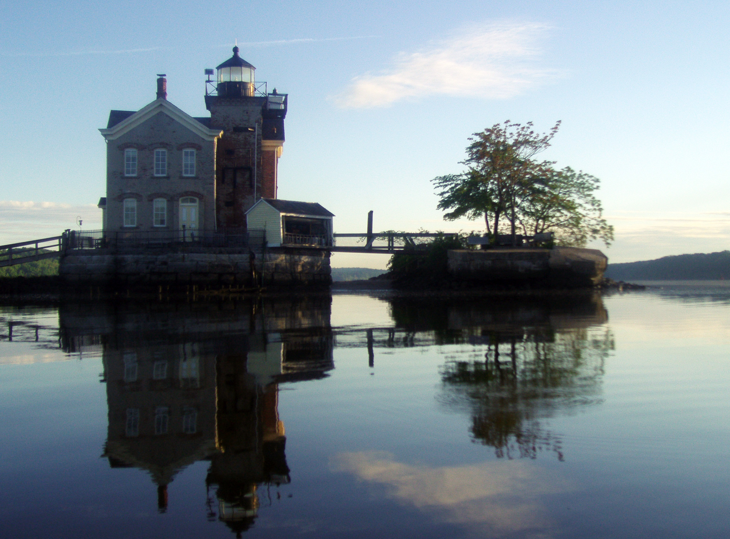Saugerties (NY) United States  city photo : saugerties lighthouse new york state usa