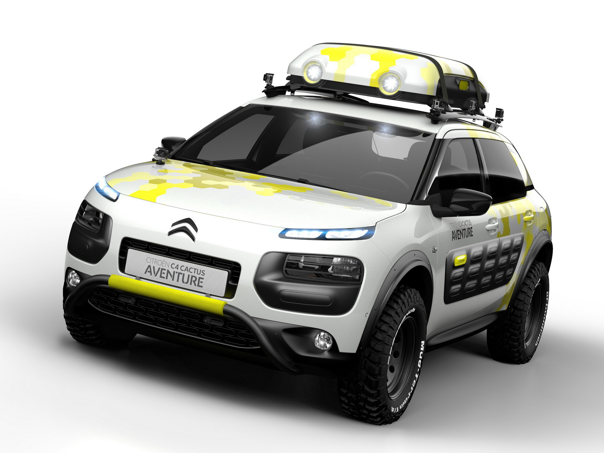 citroen c4 cactus aventure concept. Black Bedroom Furniture Sets. Home Design Ideas