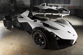 Watch the first BAC Mono build in the US slalom its way ...