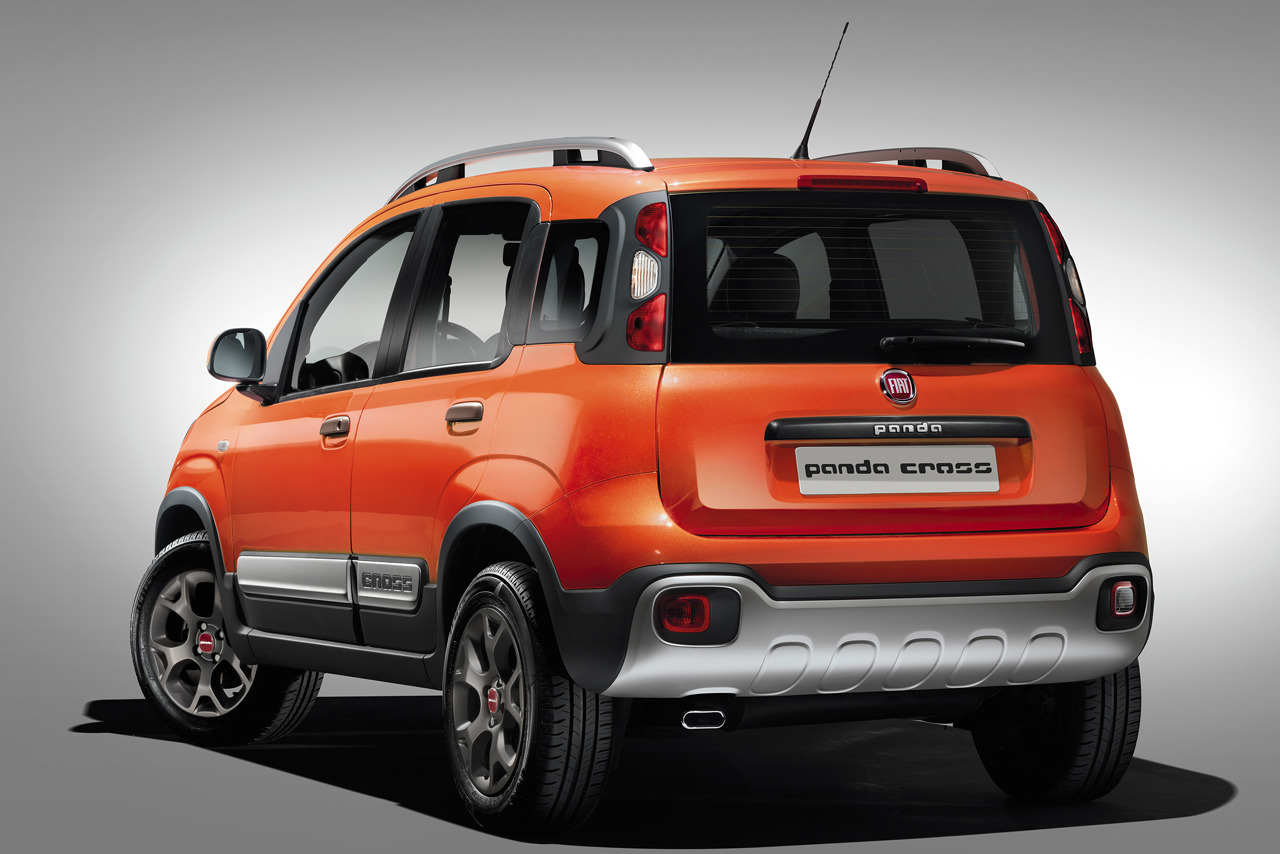 2014 fiat panda cross photo gallery autoblog