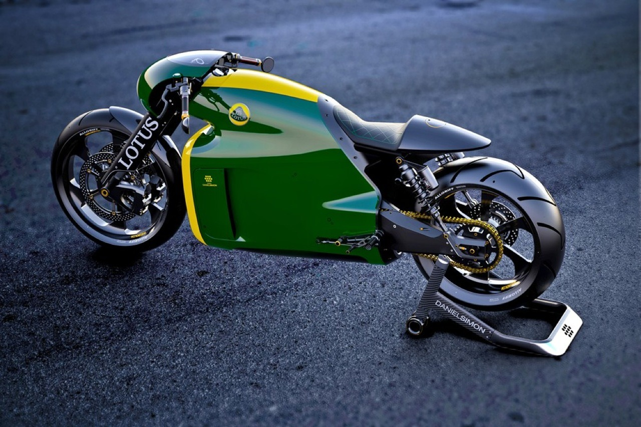 Lotus Motorcycle C 01 Photo Gallery Autoblog