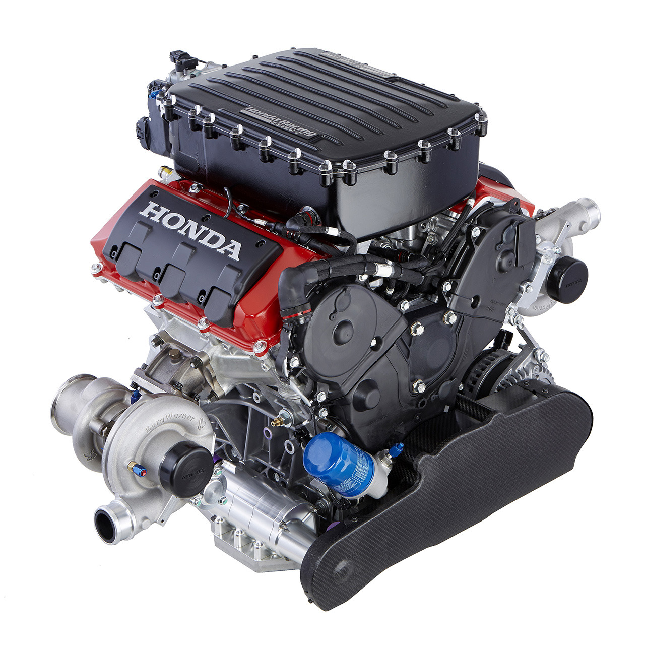 Honda Unveils New 3 5 Liter Racing Engine Clublexus