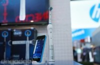 Oral-B's smart toothbrush wants to fix our dumb hygiene habits (hands-on)