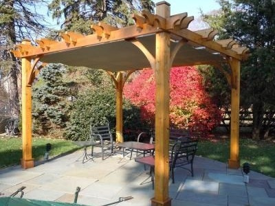 Retractable-Roof Pergolas: Made for the Sun and Shade