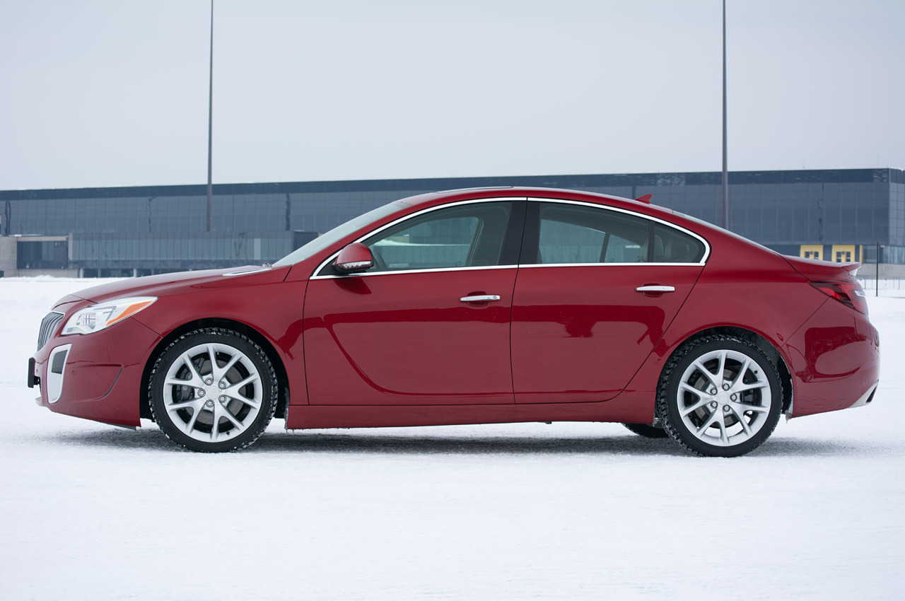 2014 buick regal gs awd review photo gallery autoblog. Cars Review. Best American Auto & Cars Review