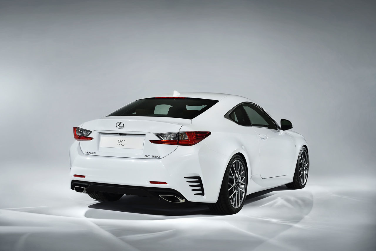 Perfect 2015 Lexus RC 350 F Sport Photo Gallery  Autoblog