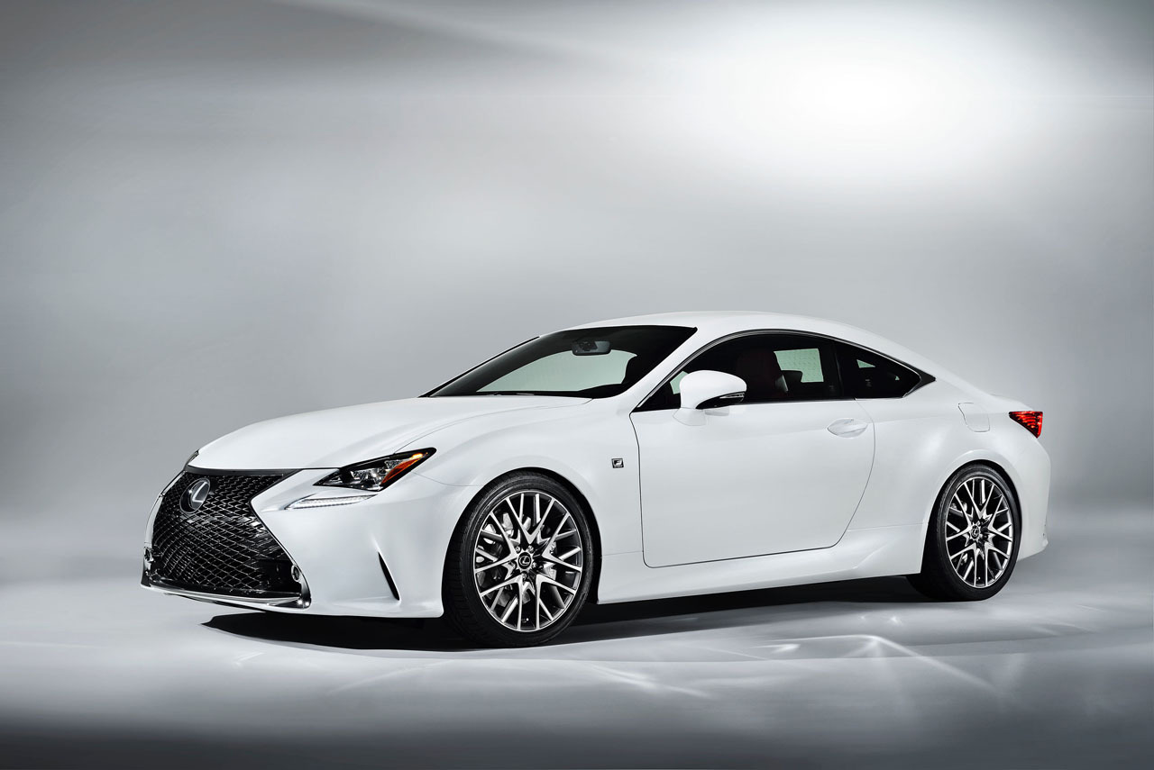 2015 lexus rc 350 f sport photo gallery autoblog. Black Bedroom Furniture Sets. Home Design Ideas
