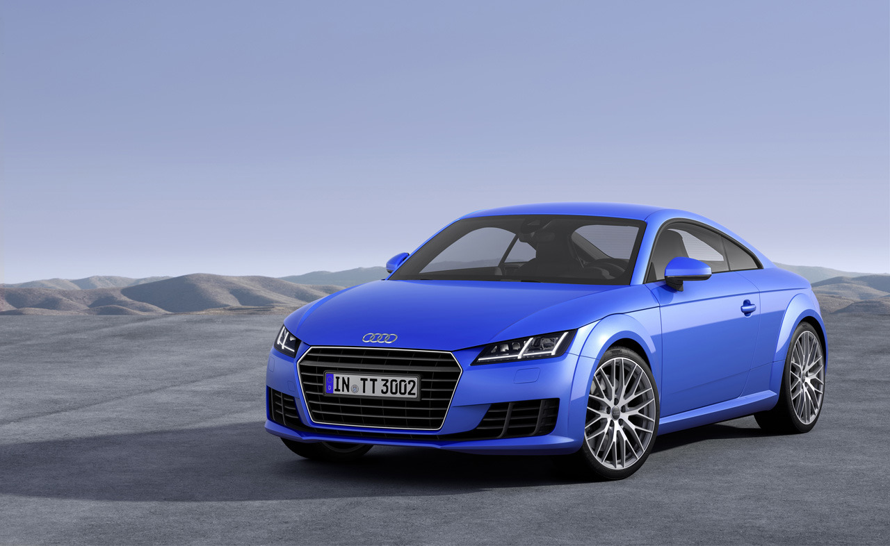 2015 audi tt photo gallery - autoblog