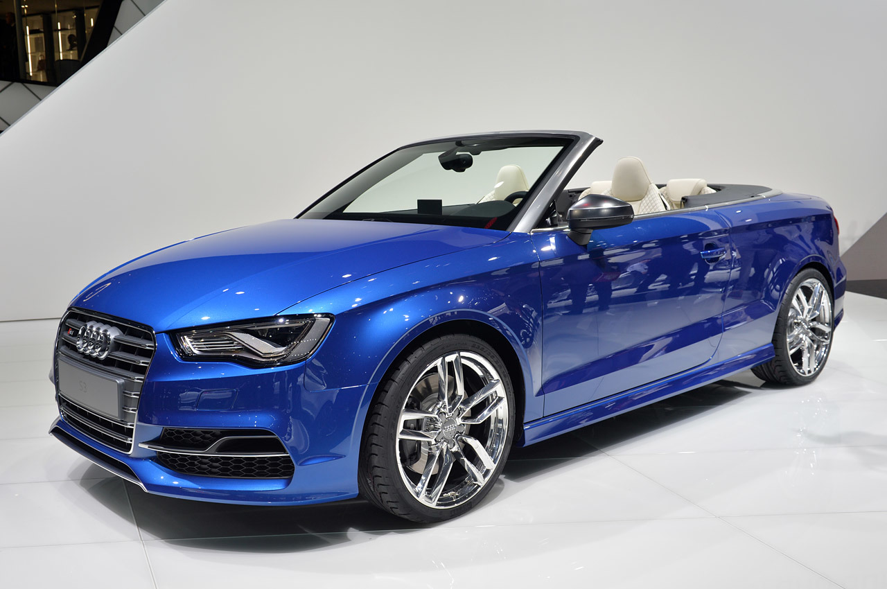 2014 audi s3 cabriolet geneva 2014 photo gallery autoblog. Black Bedroom Furniture Sets. Home Design Ideas