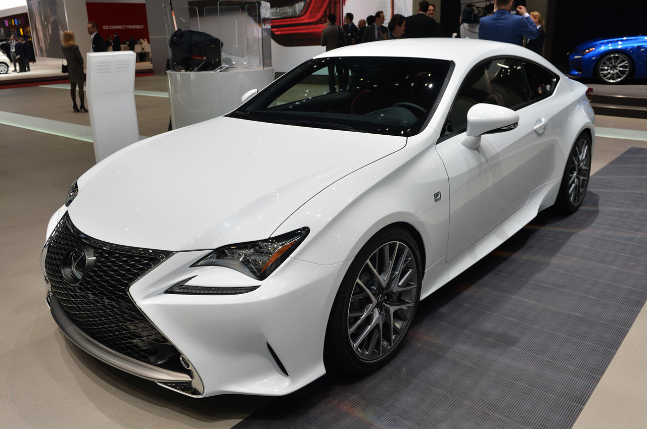 2014 lexus rc 350 f sport dark cars wallpapers. Black Bedroom Furniture Sets. Home Design Ideas