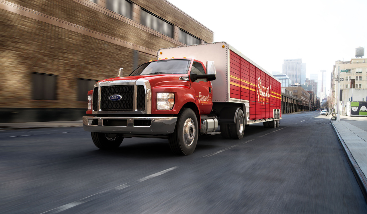 2016 Ford F 650 and F 750 Gallery Autoblog