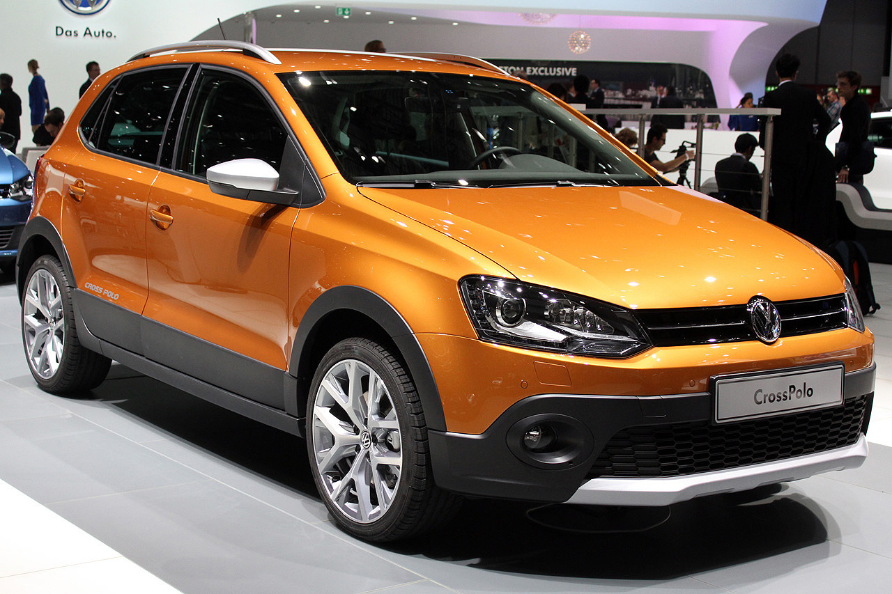 volkswagen crosspolo geneva 2014 photo gallery autoblog. Black Bedroom Furniture Sets. Home Design Ideas