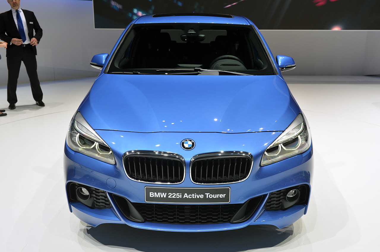 2014 bmw s rie 2 active tourer f45 gran tourer. Black Bedroom Furniture Sets. Home Design Ideas