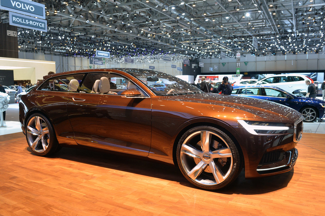Volvo Certified Pre Owned >> Volvo Concept Estate: Geneva 2014 Photo Gallery - Autoblog