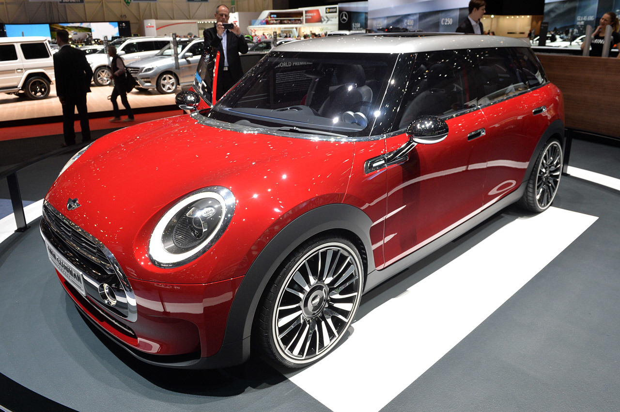 2014 mini clubman concept dark cars wallpapers. Black Bedroom Furniture Sets. Home Design Ideas