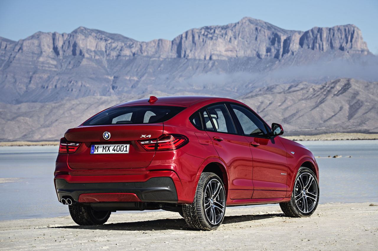 2015 Bmw X4 Photo Gallery Autoblog