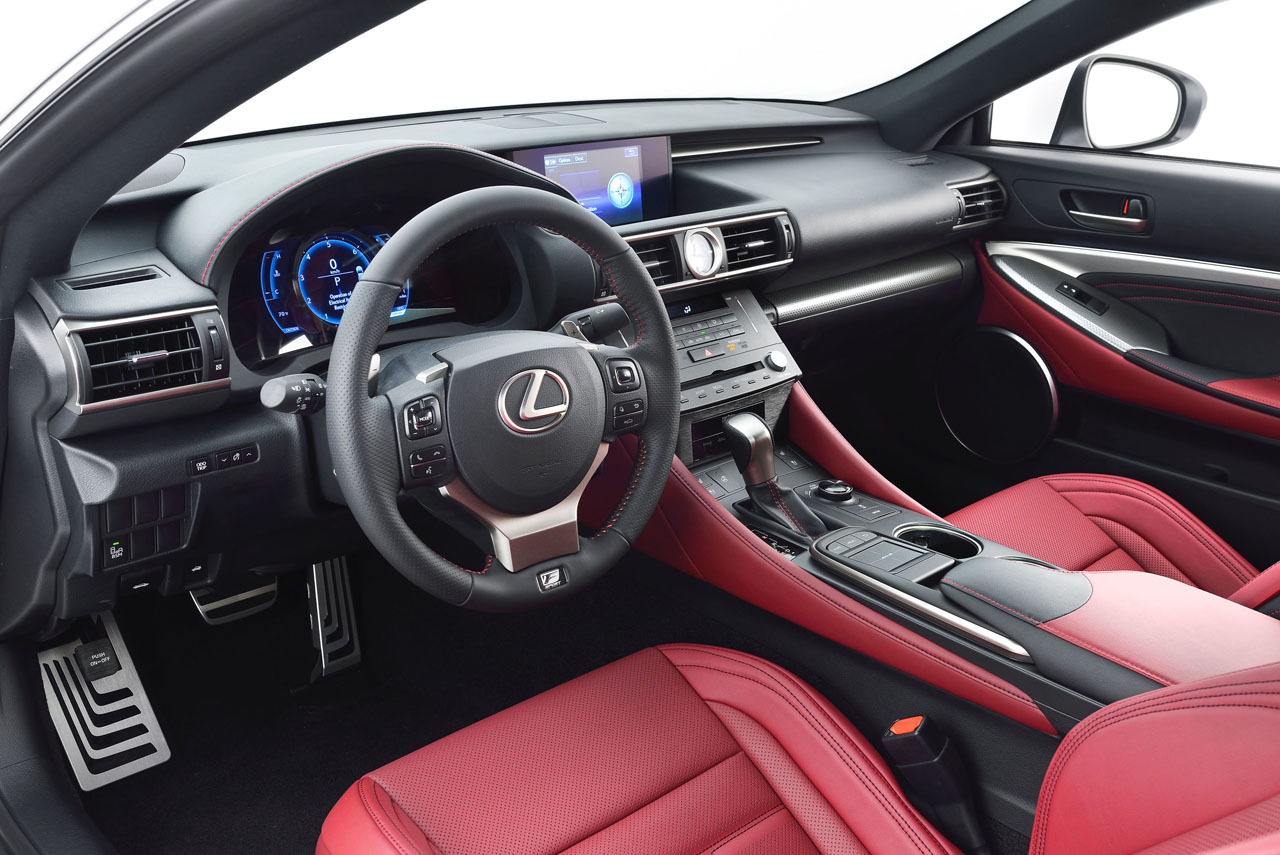 2015 lexus rc 350 f sport photos autoblog. Black Bedroom Furniture Sets. Home Design Ideas
