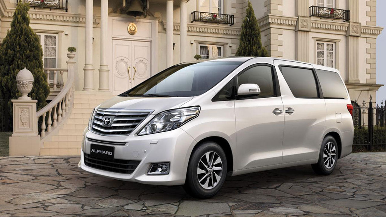 Toyota Certified Pre-Owned >> 2008 Toyota Alphard / Vellfire Photo Gallery - Autoblog