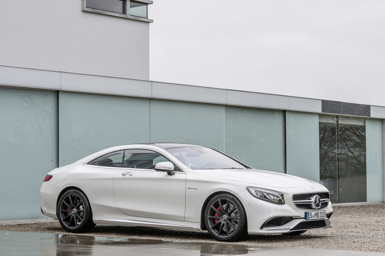 2015 mercedes benz s63 amg coupe photo gallery autoblog for Mercedes benz 563 amg