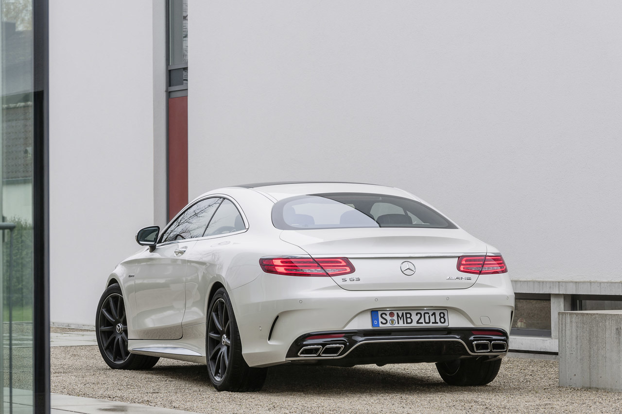 2015 mercedes benz s63 amg coupe photo gallery autoblog for Mercedes benz s 63 amg