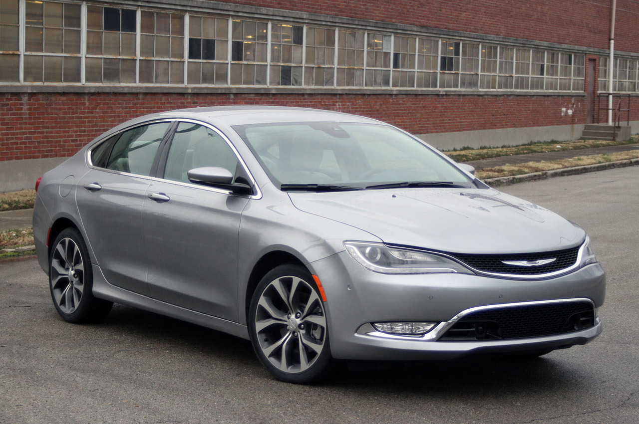 Awesome 2015 Chrysler 200 First Drive Photo Gallery  Autoblog