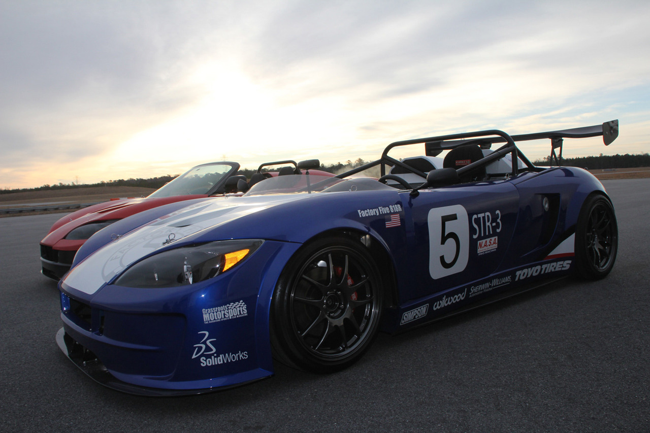 Factory Five 818 Photo Gallery Autoblog