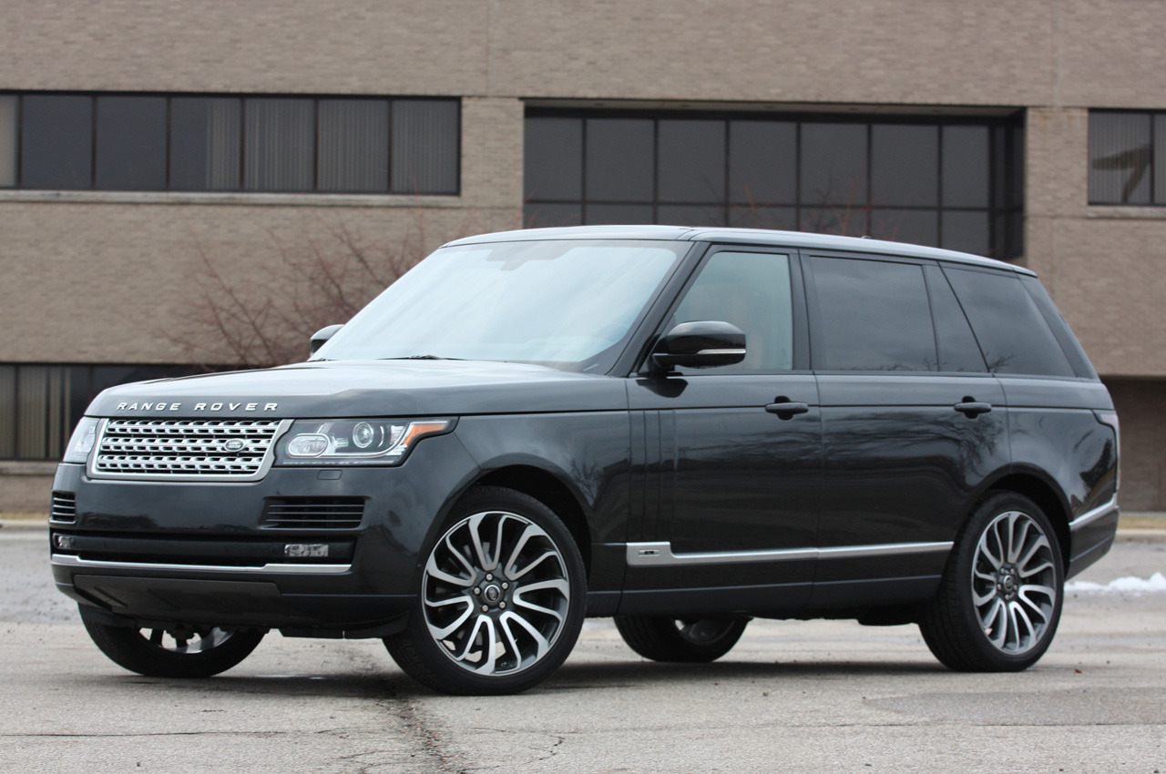 2014 land rover range rover l autobiography quick spin photo gallery autoblog. Black Bedroom Furniture Sets. Home Design Ideas
