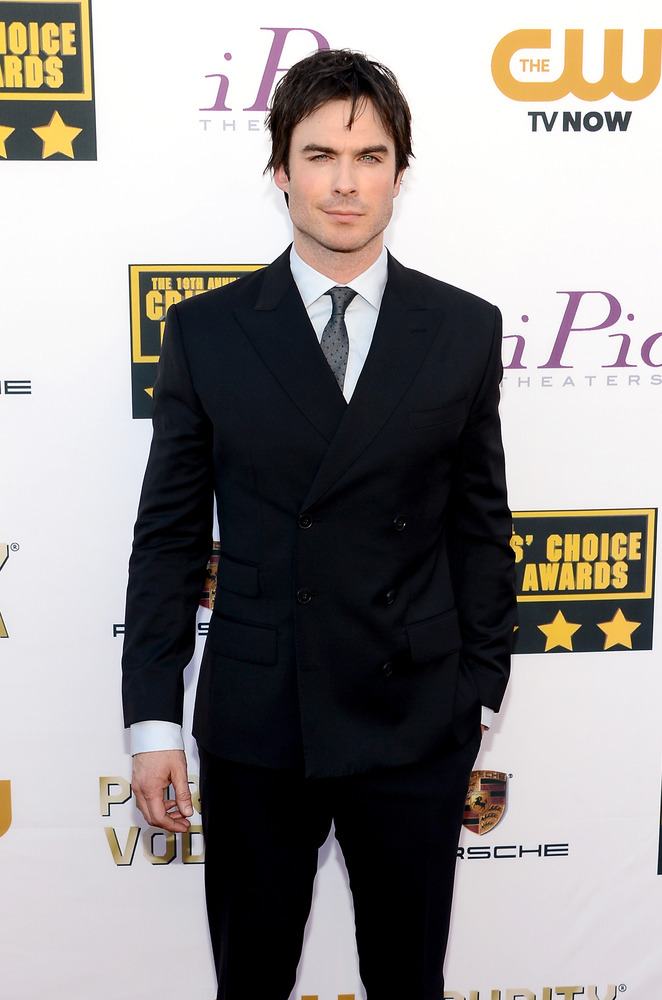 Ian Somerhalder's Hot Shots