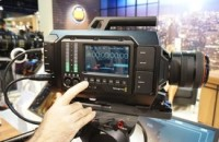Blackmagic's 4K URSA camera features massive 10-inch 1080p display, ships in June for $6,000