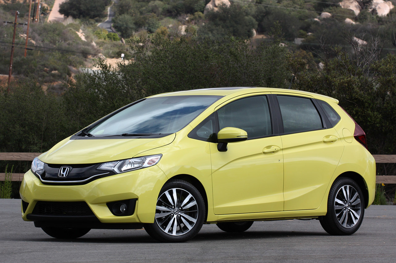 2015 honda fit first drive photo gallery autoblog. Black Bedroom Furniture Sets. Home Design Ideas