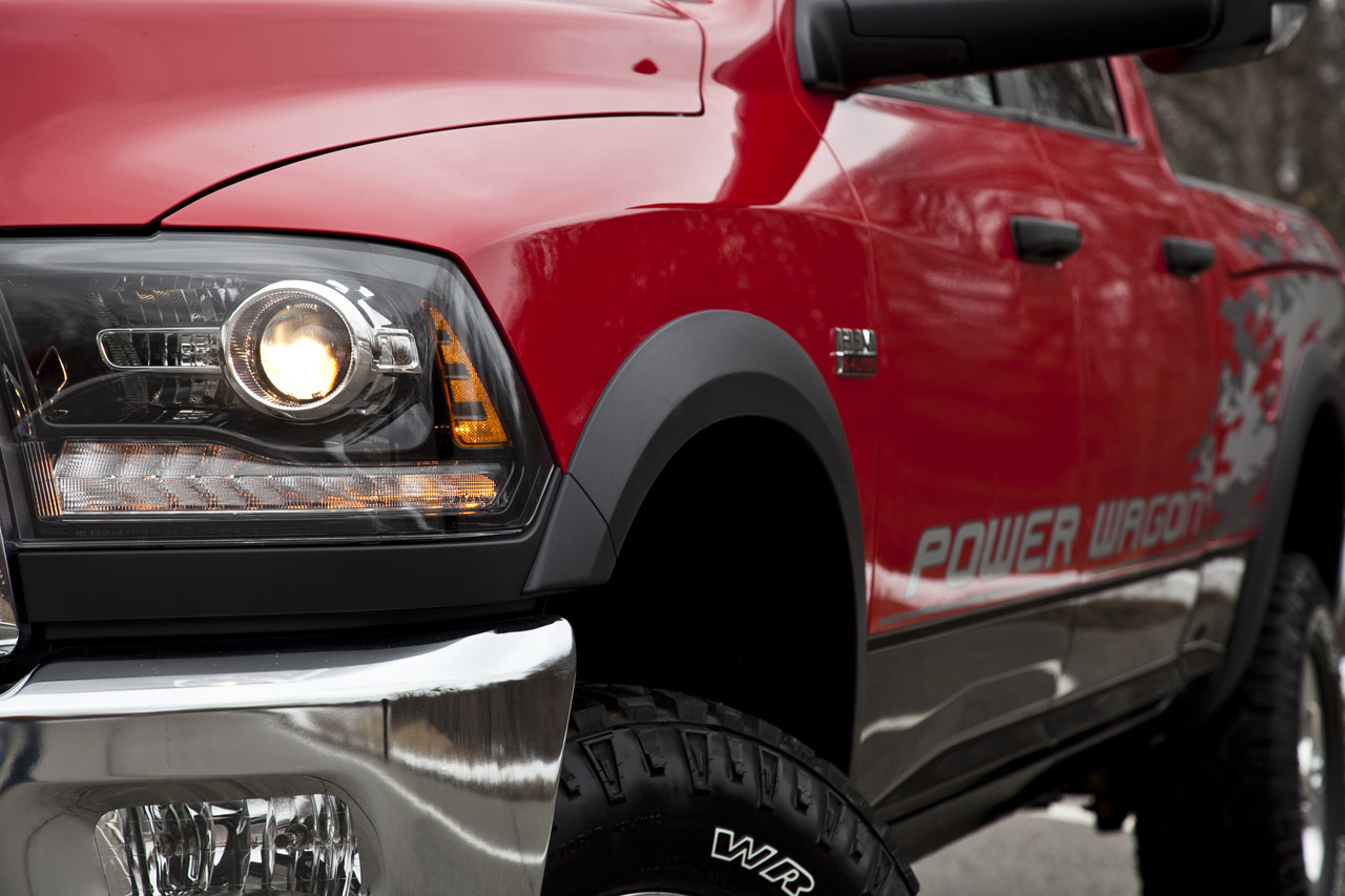 2014 ram power wagon photo gallery autoblog. Cars Review. Best American Auto & Cars Review