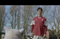 Who's your daddy? Sprint and Softbank depict bizarre family portraits