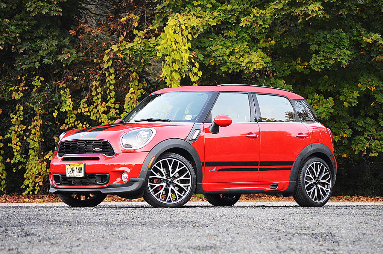 20 Mini John Cooper Works Countryman All20 Quick Spin Photo Gallery