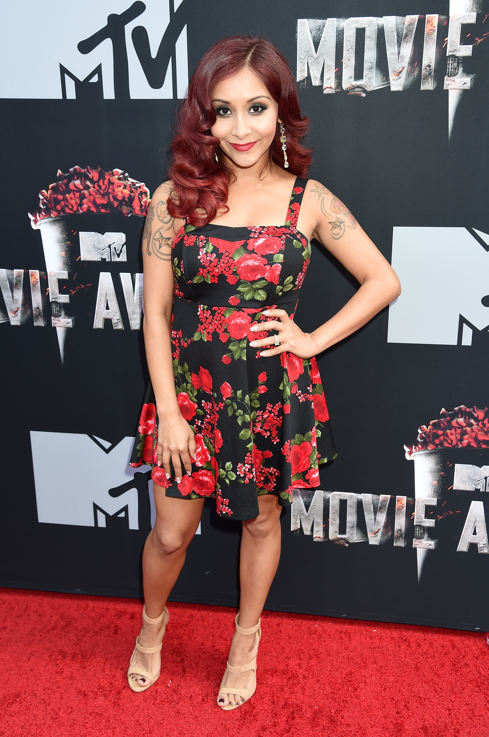 Mtv movie awards red carpet review pictures