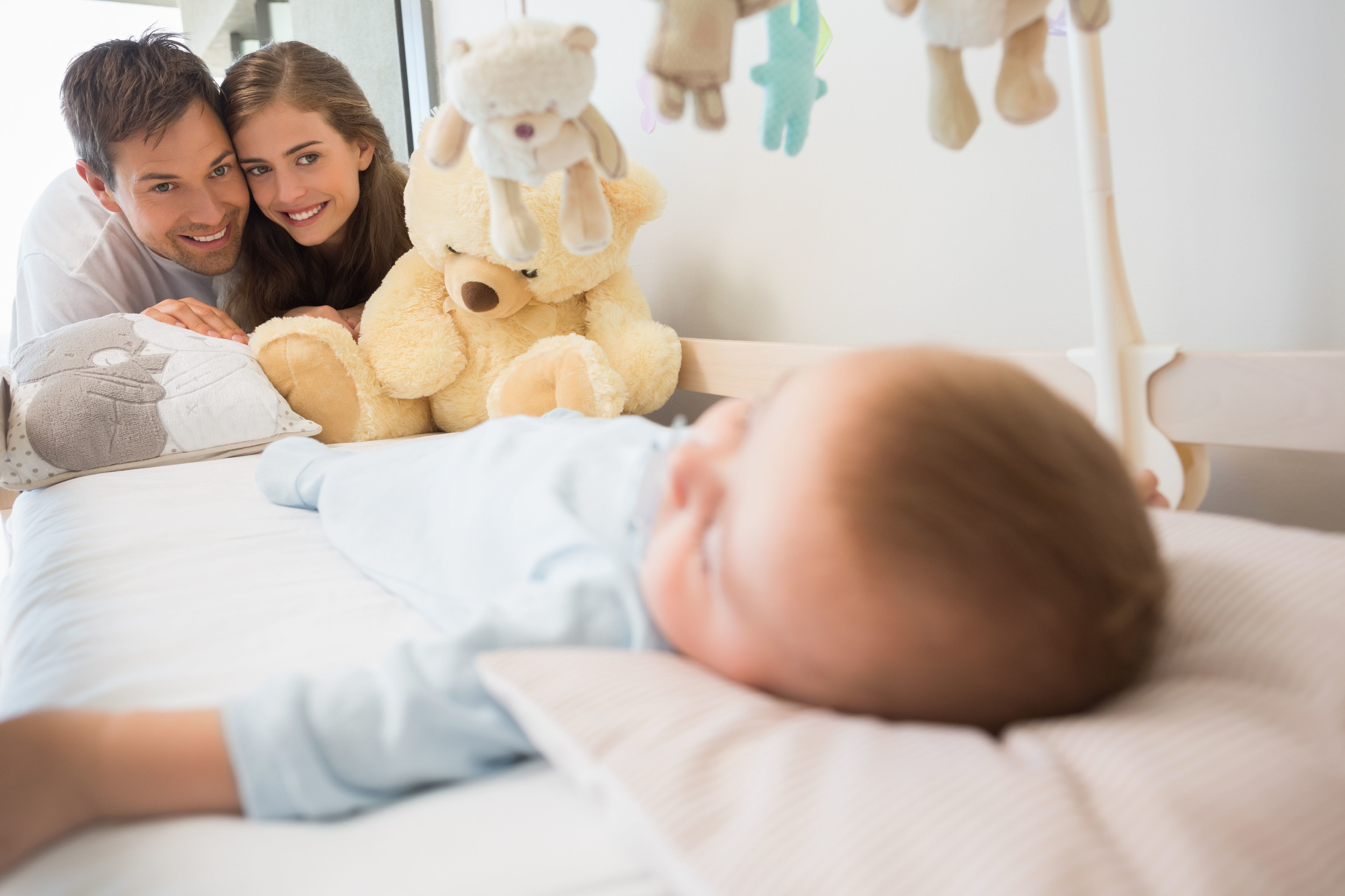 Advantages Of Co Sleeping With Your Baby