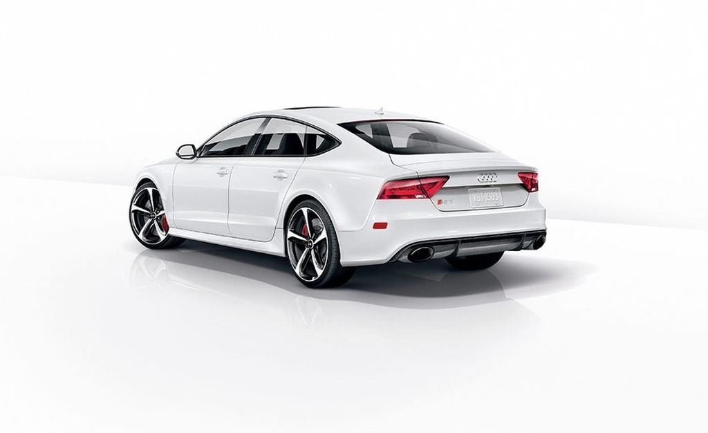 Спецверсия Audi RS7 Sportback Dynamic Edition