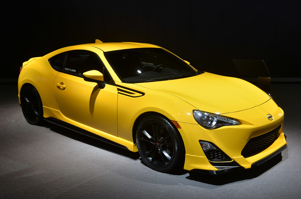 2014 scion fr s release series 1 0 new york 2014 photo gallery. Black Bedroom Furniture Sets. Home Design Ideas