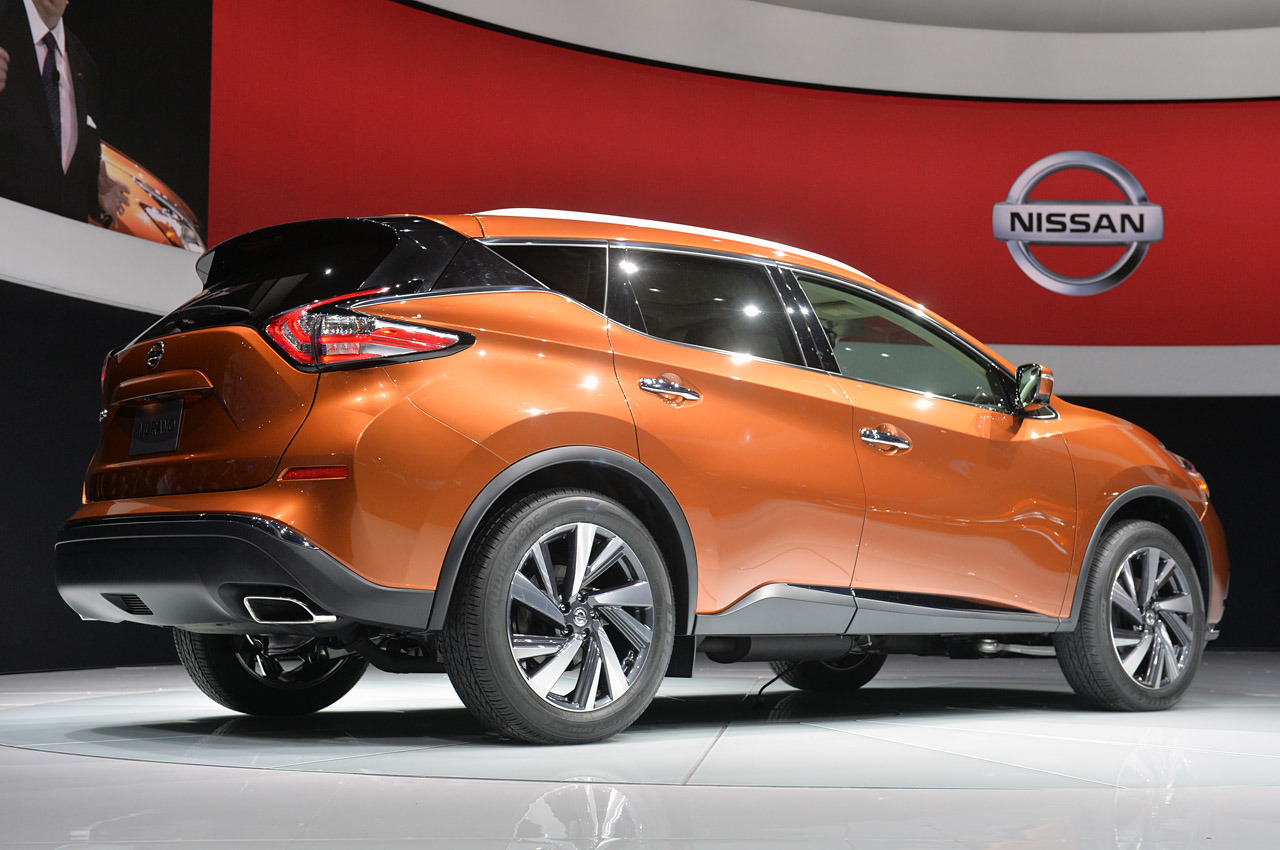 2015 nissan murano new york 2014 photos