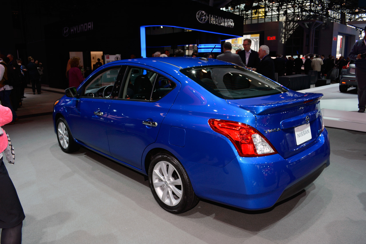 2015 nissan versa sedan new york 2014 photo gallery autoblog. Black Bedroom Furniture Sets. Home Design Ideas