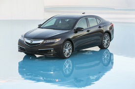 2015 acura tlx priced from 30 995 autoblog. Black Bedroom Furniture Sets. Home Design Ideas