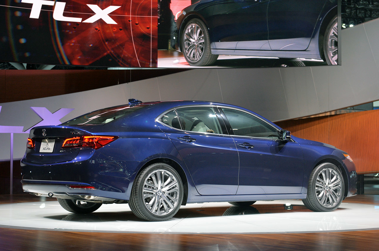 2015 acura tlx new york 2014 photo gallery autoblog. Black Bedroom Furniture Sets. Home Design Ideas