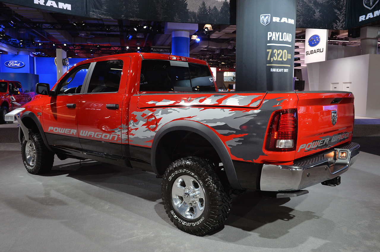 2014 dodge power wagon diesel autos weblog. Cars Review. Best American Auto & Cars Review