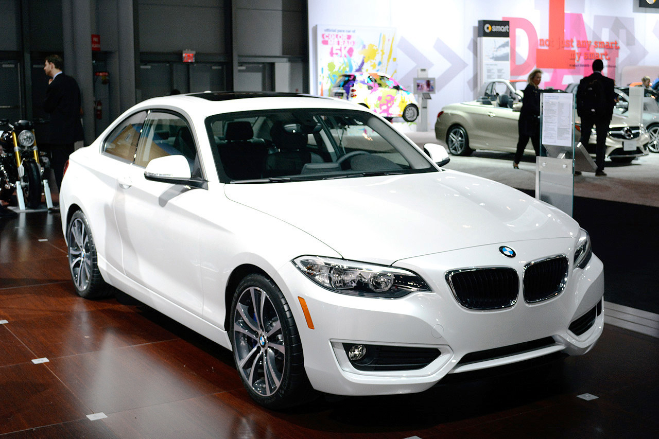 BMW I Track Handling Package New York Photo Gallery - Bmw 228i price