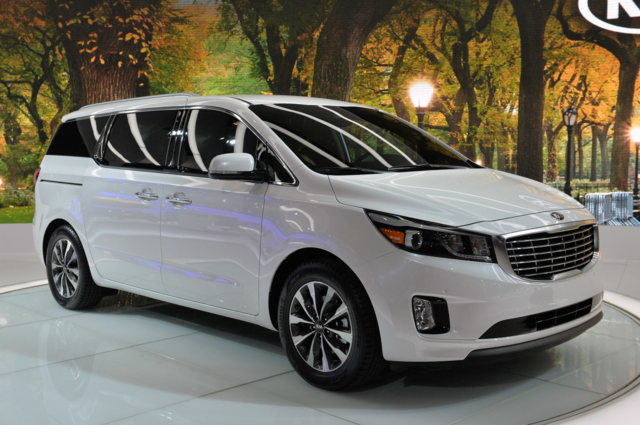2015 Kia Sedona New York 2014 Photo Gallery Autoblog