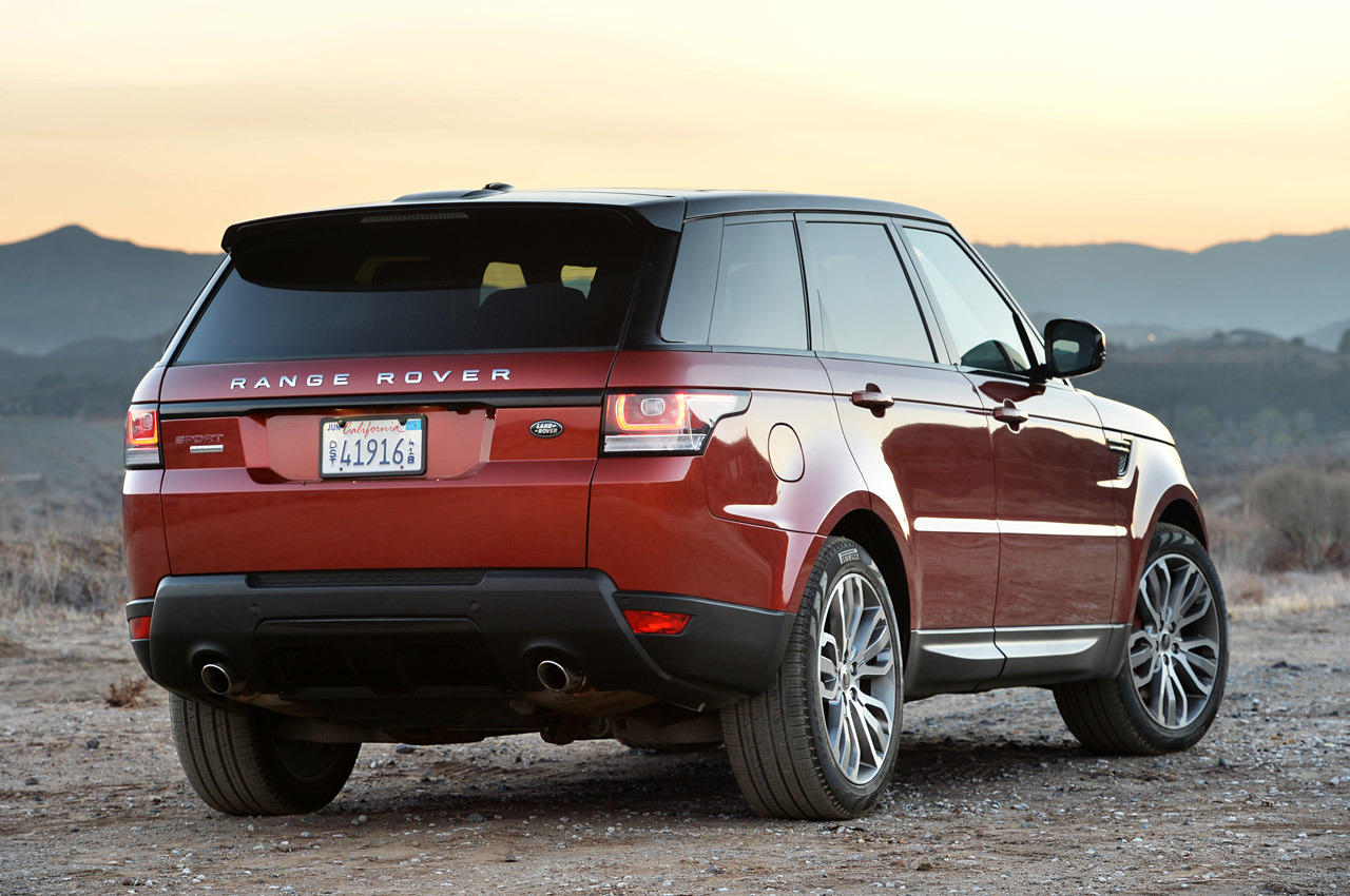 View Land Rover in Your Market
