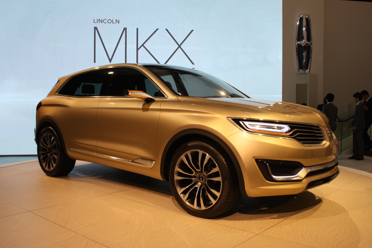 Lincoln MKX Concept: Beijing 2014 Photo Gallery - Autoblog